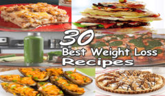 30 Best Weight Loss Recipes