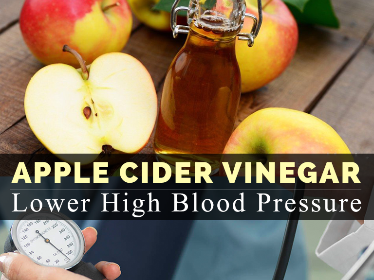 How to Use Apple Cider Vinegar to Lower High Blood Pressure