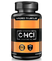 Kaged Muscle C-HCl, Patented Creatine Capsules