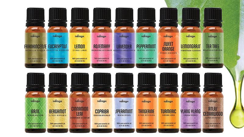 Natrogix Nirvana Essential Oil