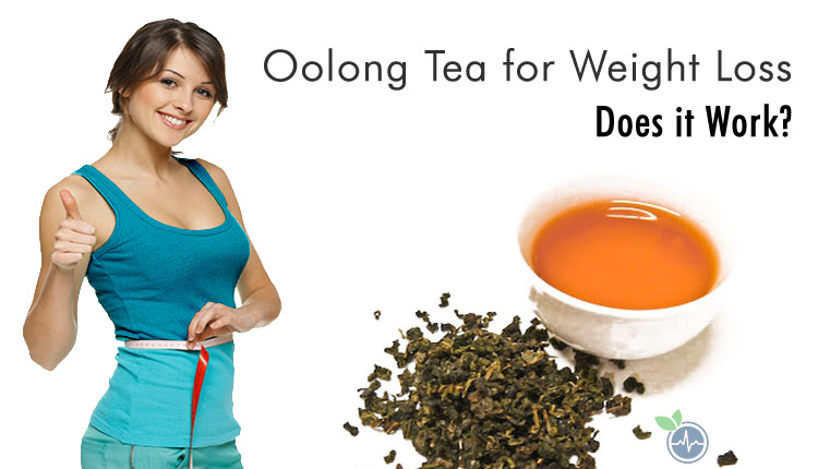 Is oolong tea good for weight loss