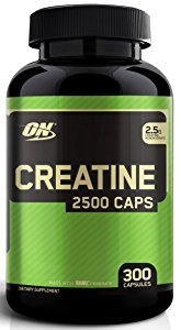 Creatine in pill form