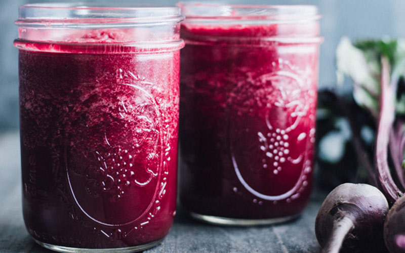 Red Beet Detox Smoothie