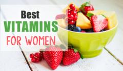 Best Vitamins for Women – Top Picks & Reviews 2017