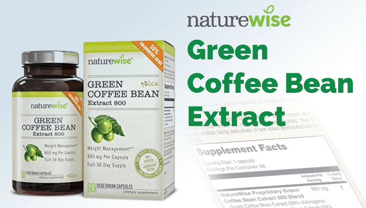 Green coffee bean extract does it work