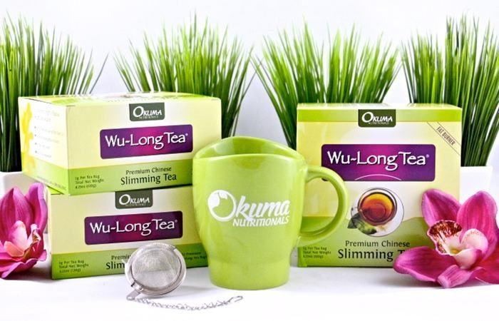 Okuma Nutritionals Wu-Long Tea Review